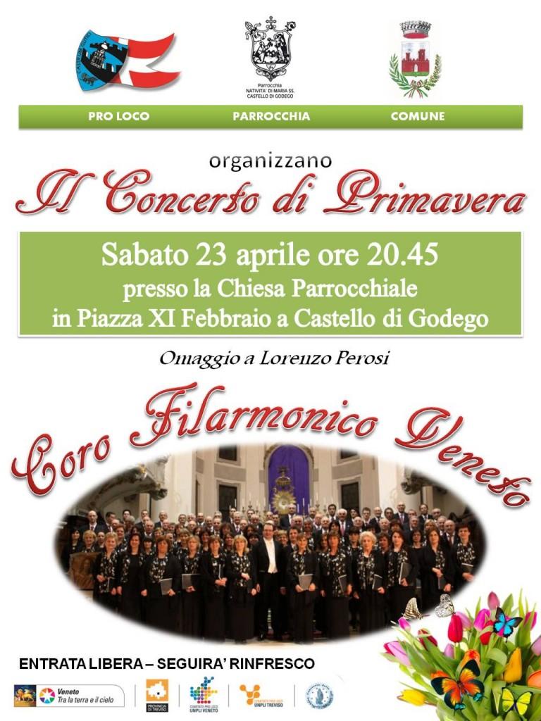 Concerto primavera 2016
