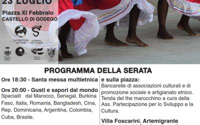 "16^ Festa dei Popoli ""Oltre i muri"""