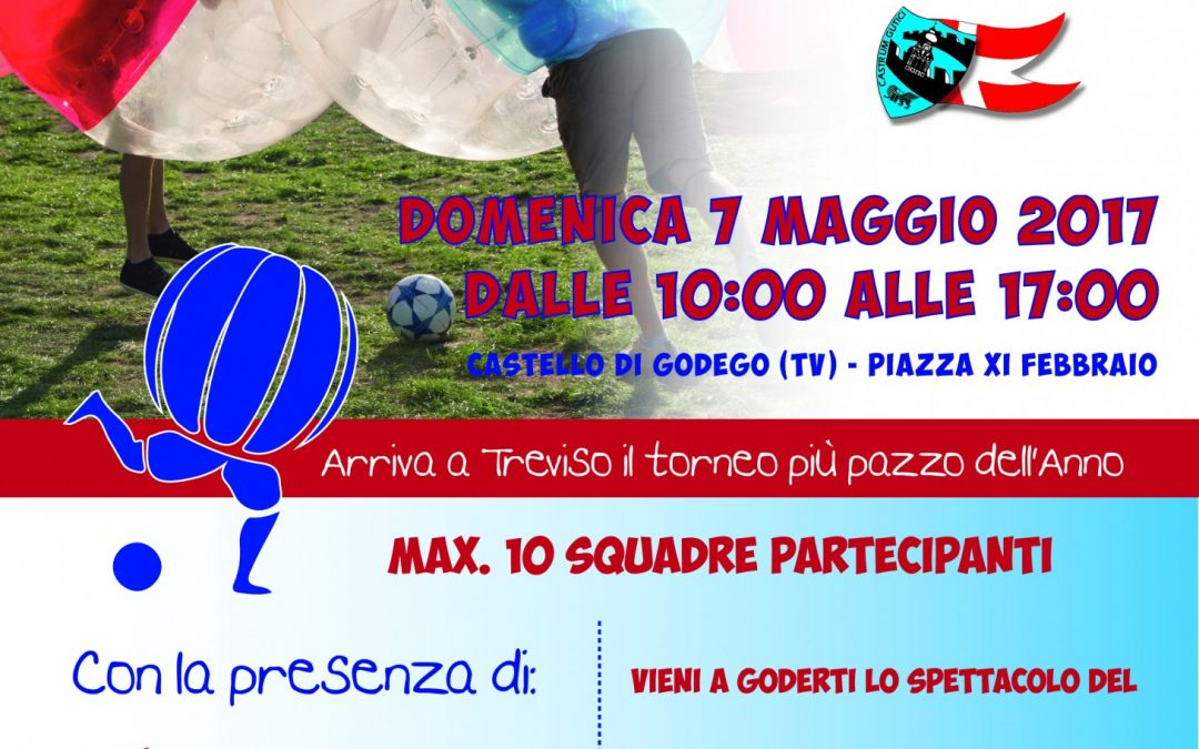 Torneo di Bubble Football
