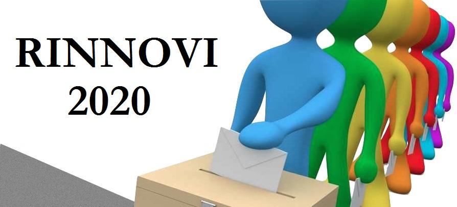 Rinnovo direttivo 2020-2024